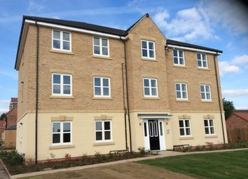 Thumbnail 2 bed flat to rent in Pinter Lane, Gainsborough