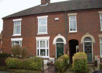 Thumbnail 2 bedroom terraced house to rent in Leopold Road, Norwich