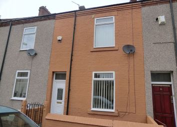 Thumbnail 2 bed terraced house to rent in Rowley Street, Blyth