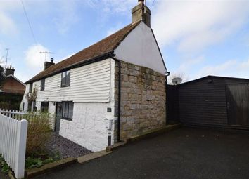 Thumbnail 2 bed semi-detached house to rent in Western Road, Crowborough
