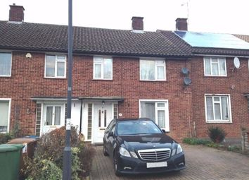 Thumbnail 4 bed terraced house to rent in Latimer Close, Pinner