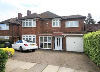 Thumbnail 4 bed detached house for sale in Hartland Drive, Edgware