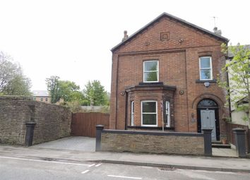 Thumbnail 4 bed town house for sale in Buxton Road, Newtown, Stockport