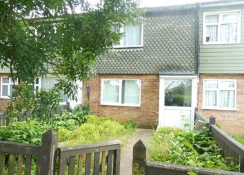 Thumbnail 2 bed terraced house for sale in Lutton Grove, Ravensthorpe, Peterborough