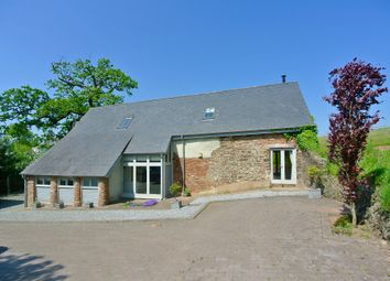 Thumbnail 4 bed barn conversion for sale in Upper Court Barn, Higher Collaton Farm, Blackawton, Nr Dartmouth, Devon