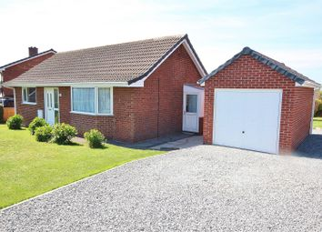 Thumbnail 3 bed detached bungalow for sale in Acorn Close, Barlby, Selby
