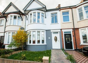 Thumbnail 4 bedroom terraced house for sale in Branksome Road, Southend-On-Sea