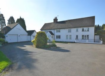 Thumbnail 6 bed detached house for sale in Main Road, Anstey, Coventry