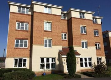 Thumbnail 2 bedroom flat for sale in Hatfield House, Forge Drive, Chesterfield, Derbyshire