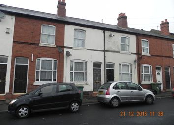 Thumbnail 2 bedroom terraced house to rent in Whitmore Street, Palfrey, Walsall