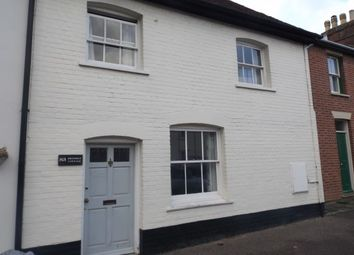 Thumbnail 2 bed flat to rent in Angel Street, Hadleigh, Ipswich
