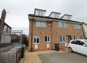 Thumbnail 3 bed end terrace house to rent in Lemsford Road, Hatfield