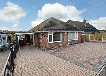 Thumbnail 2 bed detached bungalow for sale in Nightingale Close, Chesterfield, Derbyshire