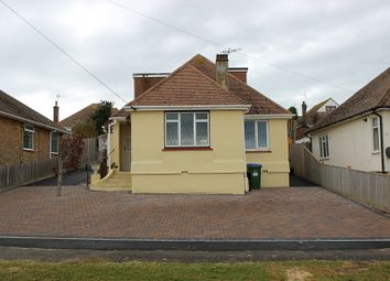 Thumbnail 2 bed bungalow to rent in Oaklands Avenue, Saltdean, Brighton