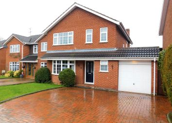 Thumbnail 4 bed detached house for sale in Abbey Drive, Little Haywood, Stafford