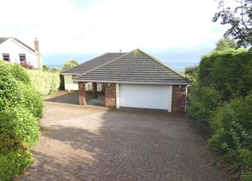 Thumbnail 3 bed detached bungalow to rent in Ballacollister Heights, Laxey, Isle Of Man