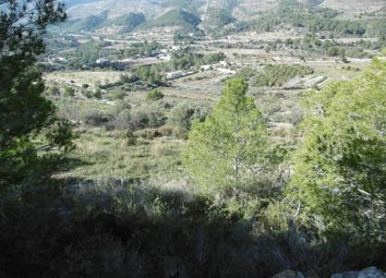 Thumbnail Land for sale in Benissa, Field, Spain