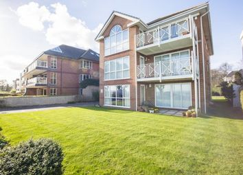 Thumbnail 3 bed flat for sale in Cliff Drive, Canford Cliffs, Poole, Dorset