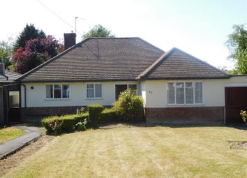Thumbnail 3 bed bungalow for sale in Evelyn Road, Otford, Sevenoaks