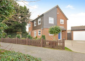 Thumbnail 4 bed detached house for sale in Margate Road, Broomfield, Herne Bay
