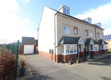 4 bed end terrace house for sale in Goulsbra Road, Rushden NN10
