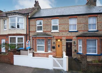 Thumbnail 3 bedroom terraced house for sale in Victoria Avenue, Margate