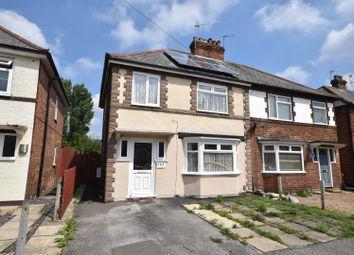 Thumbnail 3 bedroom semi-detached house for sale in Eltham Road, West Bridgford, Nottingham