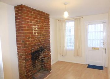 Thumbnail 1 bed terraced house for sale in Churchyard, Ashford, Kent