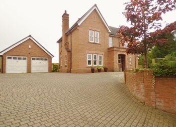 Thumbnail 5 bed detached house for sale in Penketh Road, Great Sankey, Warrington