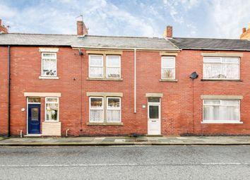 3 bed terraced house for sale in Milburn Road, Ashington, Northumberland NE63