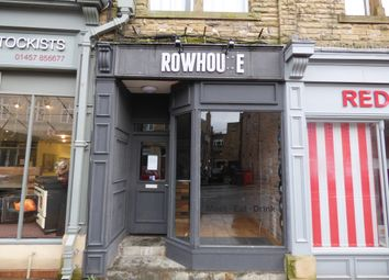 Thumbnail Restaurant/cafe to let in Victoria Street, Glossop