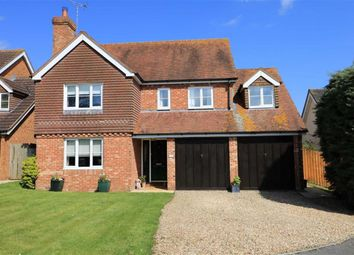 Thumbnail 5 bed detached house for sale in 7, St Michaels Close, Brinkworth