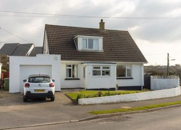 Thumbnail 4 bed detached bungalow for sale in Dracaena Avenue, Hayle