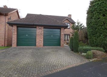 Thumbnail 4 bed detached house for sale in Netherby Rise, Darlington, Co Durham