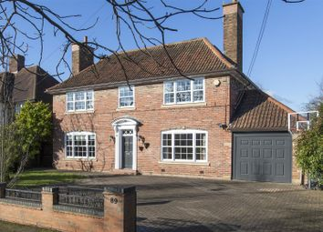 Thumbnail 5 bed detached house for sale in Northumberland Road, Leamington Spa