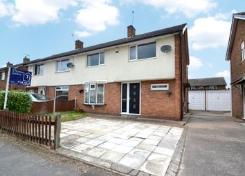 Thumbnail 4 bedroom semi-detached house for sale in Lingford, Cotgrave, Nottingham