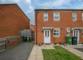 2 bed end terrace house for sale in Kemble Street, Woodrow North, Redditch B98