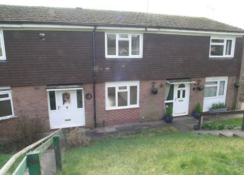 Thumbnail 2 bed terraced house for sale in Haden Close, Cradley Heath