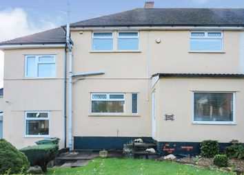 Thumbnail 4 bedroom semi-detached house for sale in Johnston Road, Llanishen, Cardiff
