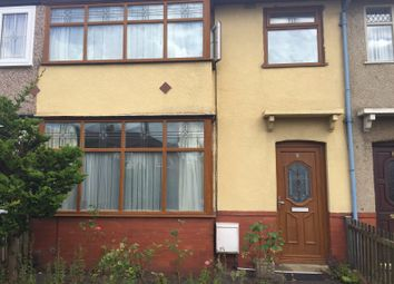Thumbnail 3 bed terraced house to rent in Harewood Road, Lancashire