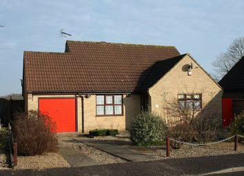 Thumbnail 3 bedroom detached bungalow for sale in Heathlands Drive, Croxton, Thetford