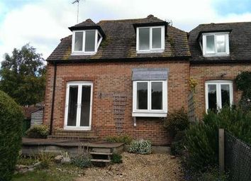 Thumbnail 2 bed end terrace house to rent in East Street, Amberley, Arundel