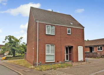 Thumbnail 3 bed detached house for sale in Toftes Place, Norwich