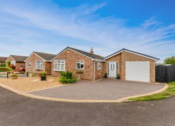 Thumbnail 3 bed detached bungalow for sale in Cherry Tree Crescent, Great Bridgeford, Stafford