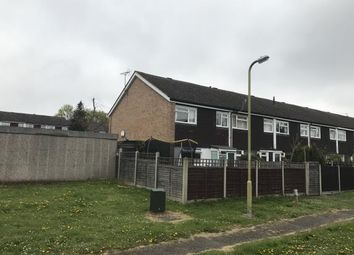 Thumbnail 3 bedroom end terrace house for sale in Swanstand, Letchworth Garden City, Hertfordshire