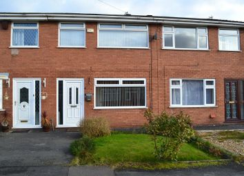Thumbnail 3 bedroom terraced house to rent in Tregaron Grove, Hindley Green, Wigan