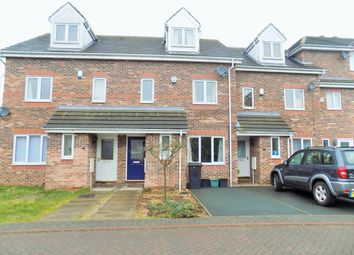Thumbnail 4 bedroom terraced house for sale in Huntington Mews, York