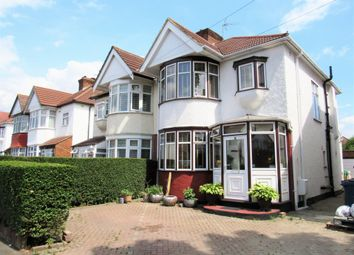 Thumbnail 3 bed semi-detached house for sale in Larkfield Avenue, Kenton