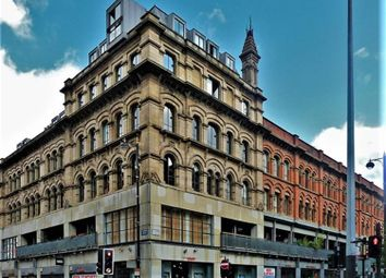 Thumbnail 1 bed flat to rent in Smithfield Buildings, Northern Quarter, 44 Tib Street