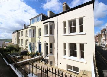 Thumbnail 4 bed terraced house for sale in Princess Street, Old Town, Scarborough